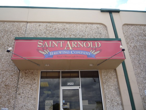Old St. Arnold Entrance