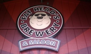 Fat Heads Sign