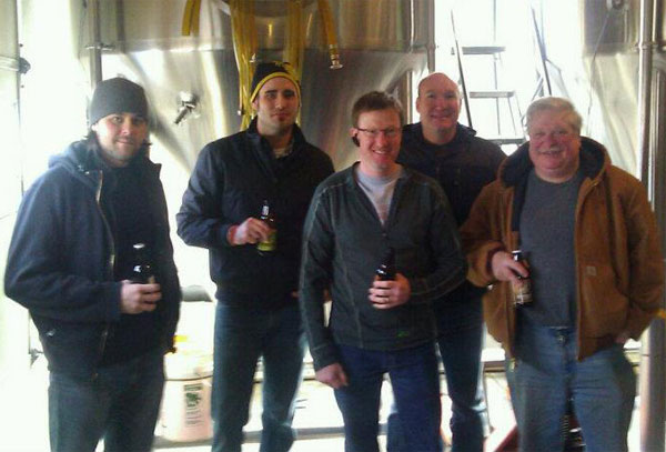CBW Collaborative Beer Brewers