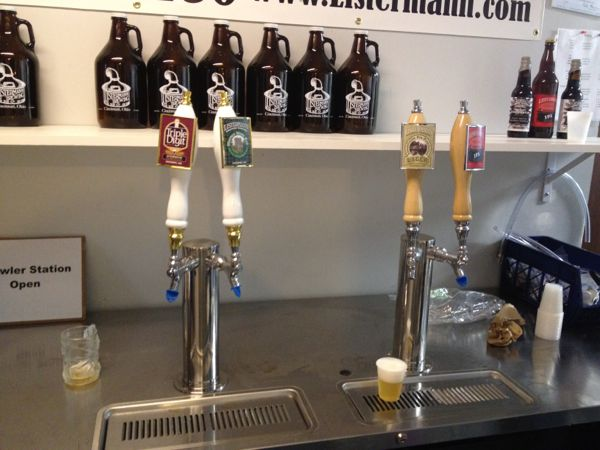 Listermann Growler Station