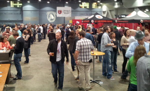 Cincy Winter Beerfest 2013