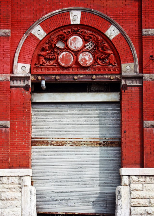 Jackson Brewery Door