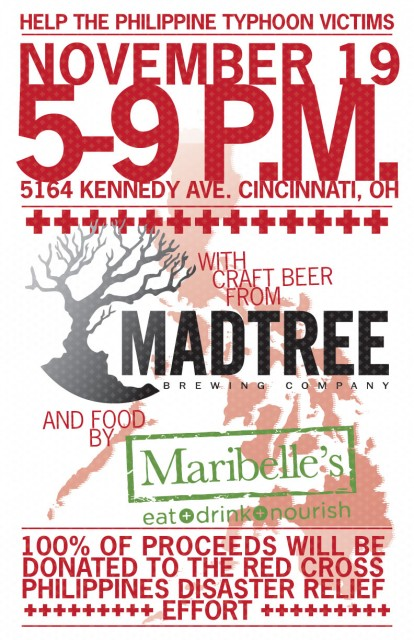MadTree Typhoon Relief