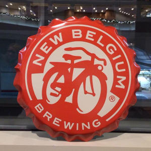 New Belgium Brewing Tin Cap photo