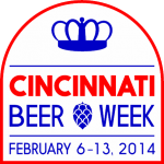 Cincinnat Beer Week 2014