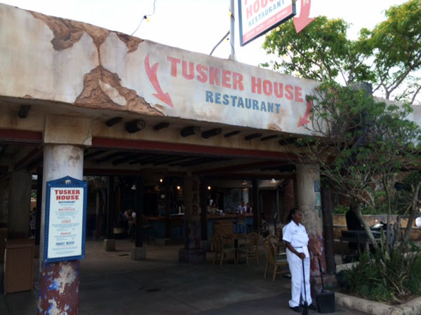 Dawa Bar at Tusker House