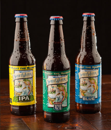 SweetWater Beers