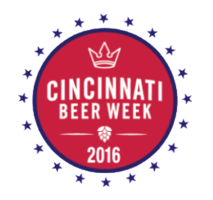 CIncinnati Beer Week 2016